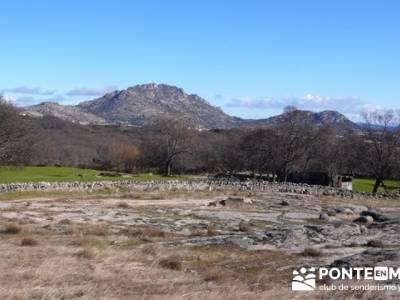Senderismo Sierra Norte Madrid - Belén Viviente de Buitrago; rutas senderismo sevilla